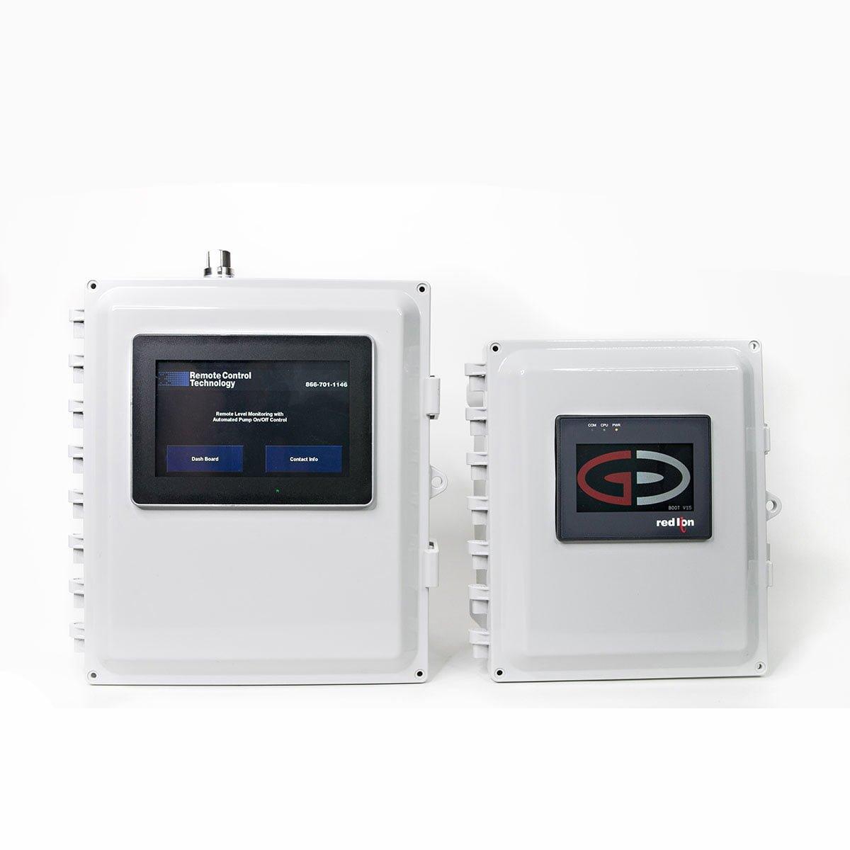Remote Control Tech - Enclosures-with-Kadet-and-Graphite-HMIs